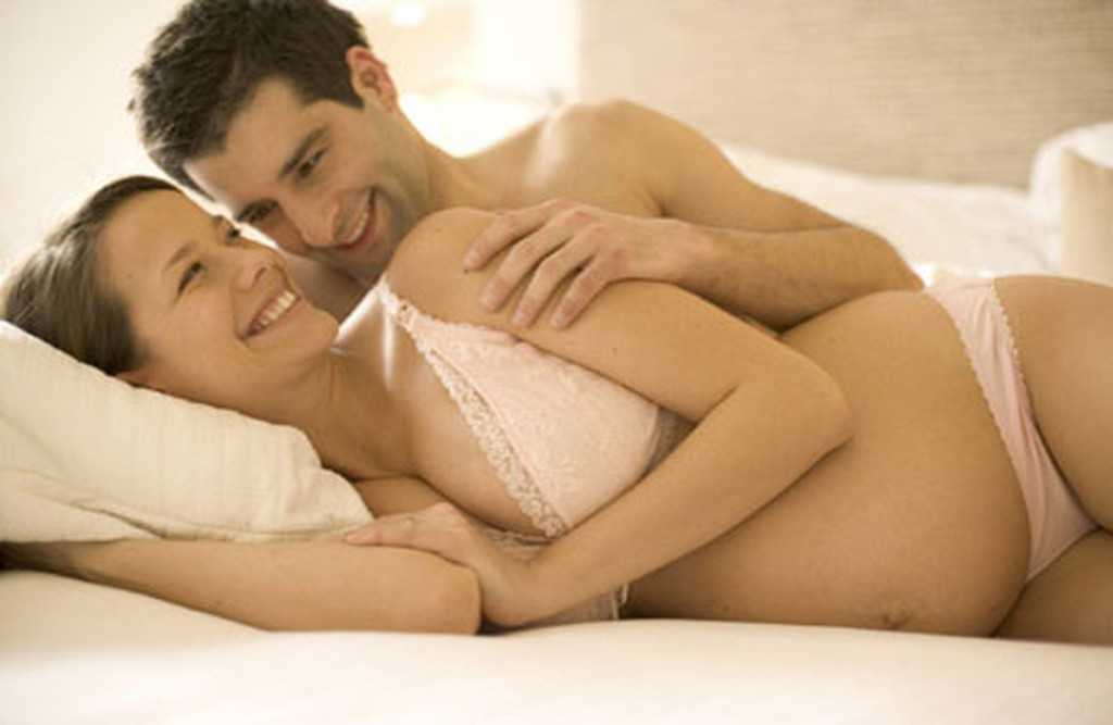 Позы для секса на 19 недели беременности