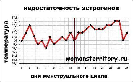 Как выглядит график базальной температуры при овуляции Измерение базальной температуры во время овуляции новые фото