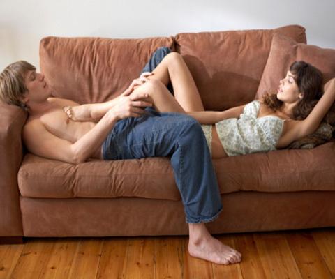 Порно первый раз у мужчин